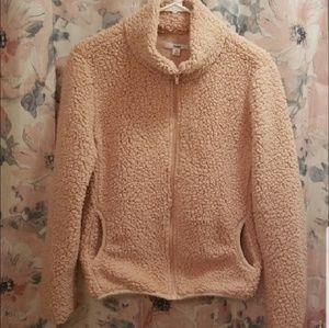 Pink shepra sweater